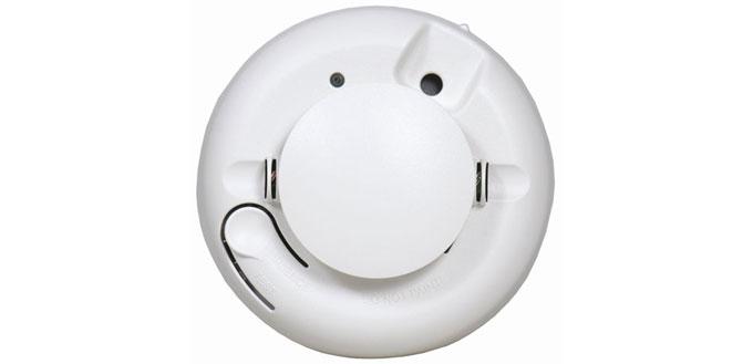 Smoke-&-Heat-Detector